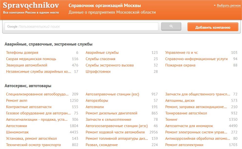 Заказать отзывы на spravochnikov в reviewter'е