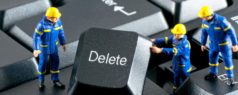 Как удалить отзывы