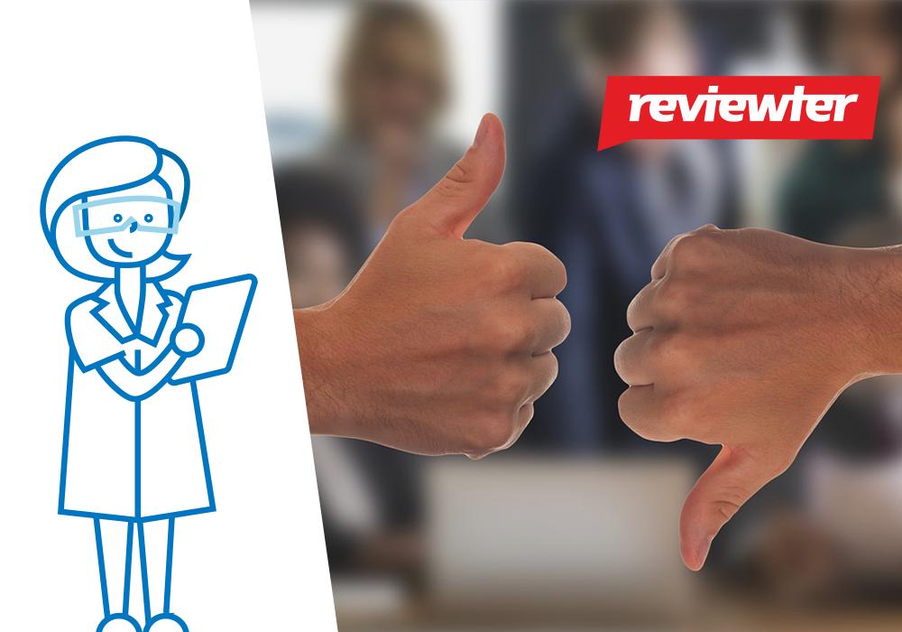 Заказать отзывы в reviewter'е